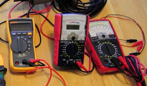 Magnificent Selecting A Multimeter For Rv Use Wiring 101 Hemtstreekradiomeanderfmnl