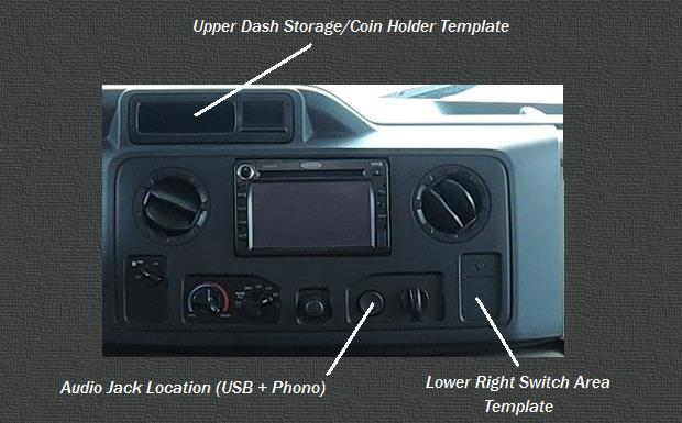 Ford E 450 Dash Upgrade E 350 Too I Think Thor Forums