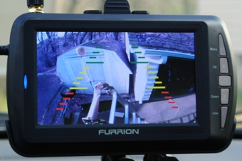 Adding a Furrion (Observation) Backup Camera to the RV